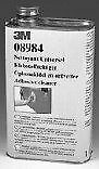 3M 08984 General Purpose Adhesive Cleaner, 1 qt, Sharp Aromatic Solvent, Can,