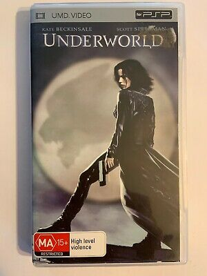 PSP - UMD Video - Underworld Playstation Portable R4
