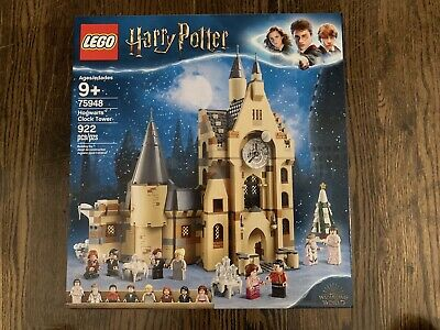 Lego Harry Potter HOGWARTS CLOCK TOWER 75948 SET ONLY NO BOX/MINIFIGS