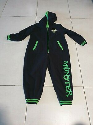 Monster Energy One Piece - Size 6