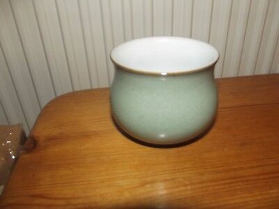 denby regency green sugar bowl