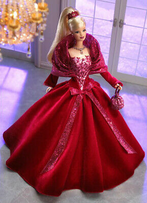 2002 Holiday Celebration™ Barbie™ Clothing & Accessories (Doll Sold Separately)