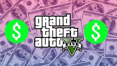 Grand Theft Auto 5 Online PC Modding/Recovery/Upgrade│Any Rank 1-5000│Any Cash