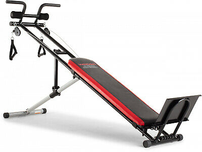 Amazing Ultimate Total Body Works Bench Pro Workout Rolling Seat Dailytribune Chair Design For Home Dailytribuneorg