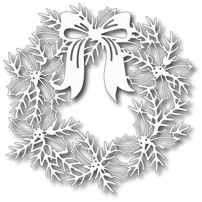 Christmas Flower for Album Paper Card Making Wreath Cutting Dies DIY Embossing