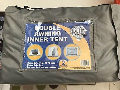 Double Awning Inner Tent - Used Once
