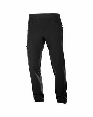 - Salomon Wayfarer AS Tapered Pant Pantaloni Uomo, Black (Regular)