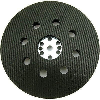 Bosch 125mm HARD Sanding Pad Rubber Plate GEX 125 AC SINGLE screw mount