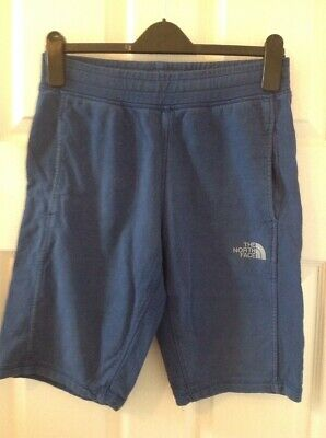 Mens The North Face Shorts Blue Small GC