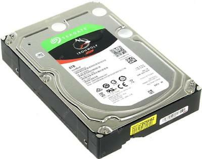"Seagate IronWolf NAS HDD 3.5"" Internal SATA 8TB HDD 7200RPM 3yr Wty ST8000VN0022"