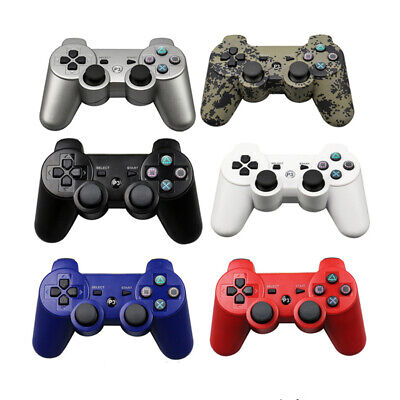 CUTE Wireless Bluetooth Game Controller Gamepad for Dualshock3 PS3 PlayStation 3