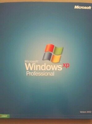 Windows XP Professional 32 bit Original CD Product Key with Service Pack 3
