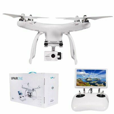 UPair One Quadcopter Drone with 2.7K HD Camera 7 inch FPV Screen Live Video with
