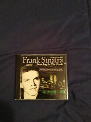 Frank Sinatra  Dancing In The Dark  25 Greatest  Hits   Import CD good condition
