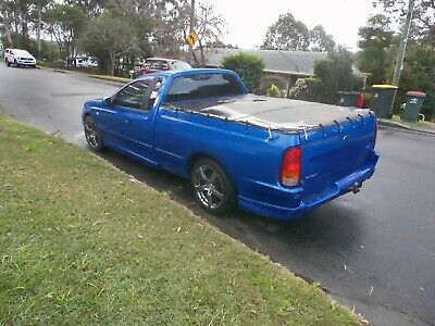 Ford Falcon Ba Xr6 Ute 2004 Mags Auto Drives Ok Air Cond Super Cab At Thornleigh