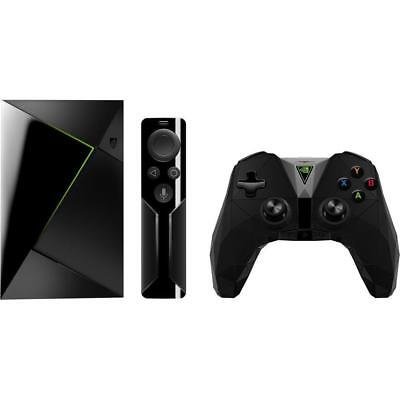 NVIDIA Shield TV Streaming Media Player 4K BOX with Gaming Controller & Remote
