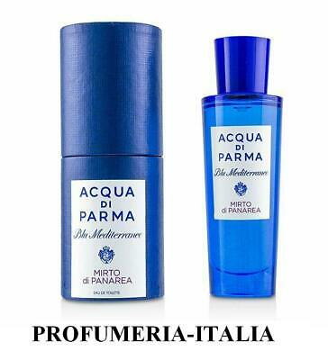 ACQUA DI PARMA BLU MEDITERRANEO MIRTO DI PANAREA EDT NATURAL SPRAY - 30 ml