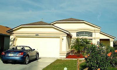 FLORIDA VILLA / ORLANDO near Disney (EASTER HOLIDAYS 2021) **Book Now**