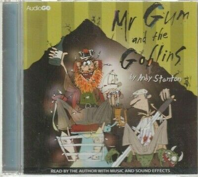 Mr Gum And The Goblins - Andy Stanton, CD Audiobook