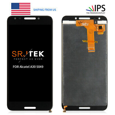 LCD Display Touch Screen Digitizer Replacement For Alcatel A30 Revvl 5049W 5049Z