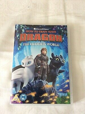 How To Train Your Dragon The Hidden World (DVD, 2018)