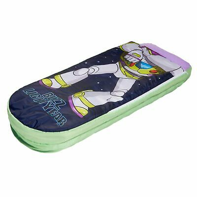Toy Story 4 Buzz Junior Ready Bed Air Mattress Kids Sleepover Solution