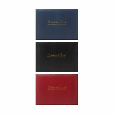 Padded Book Premium Quality Visitor  for Hotel Business Guest House Reception