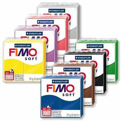 Fimo Soft Polymer Oven  Modelling Clay 57g