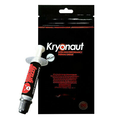 Thermal Grizzly Kryonaut High Performance Thermal Paste CPU Silicone Grease 1g