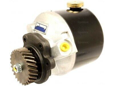 Power Steering Pump Fits Ford 550 555 655 Backhoe Wheeled Diggers.