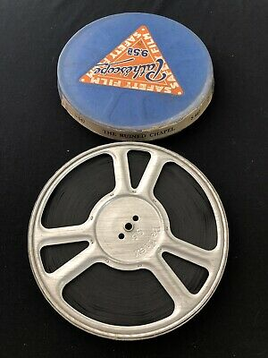 """Vintage Pathescope 9.5mm Film """"The Ruined Chapel"""" S647"""