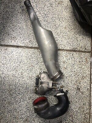 Factory Pipe Yamaha Fx1 B Pipe