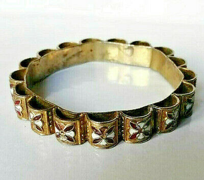 Vintage Medieval Rare Ancient Bronze Bracelet Very Amazing