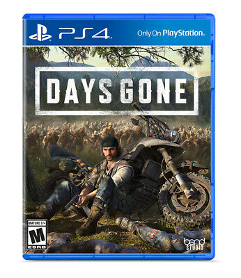 Days Gone (PlayStation 4, 2019) PS4