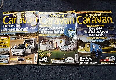 practical caravan mag - 3 2014 issues - touring,,tests,technical,tow vehicles