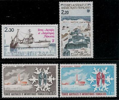 FRANCE 1985 Mint Stamps - French Antarctic Exploration