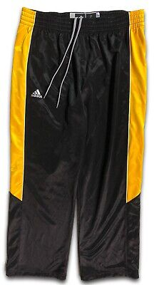 NWT adidas Men's Break Away Track Snap Pants Pittsburgh Panthers Colors Size L