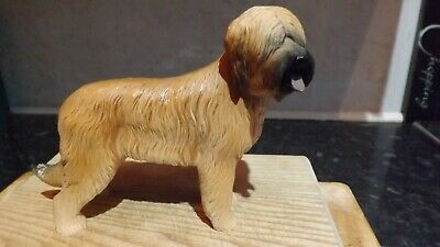 North Light Dog 1999 French Briard Unboxed Good Condition Slight Wear