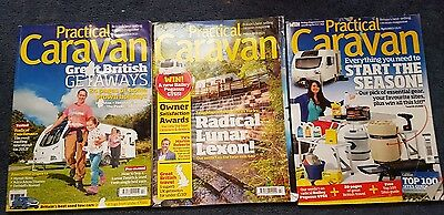 practical caravan mag - 3 2013  issues - touring,,tests,technical,tow vehicles