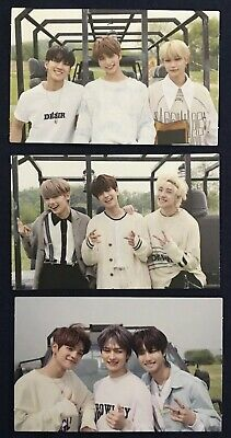 Stray Kids Official Limited Photocard (Set A) Cle2: Yellow Wood (In Card Sleeve)