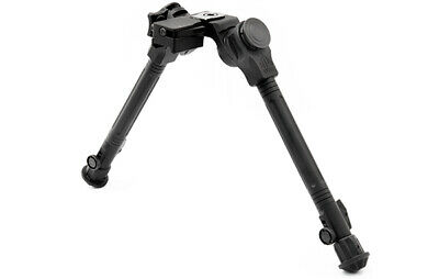 """UTG Leapers Tactical Over Bore Bipod 7""""-11"""" Center Height Picatinny TL-BPOB01"""