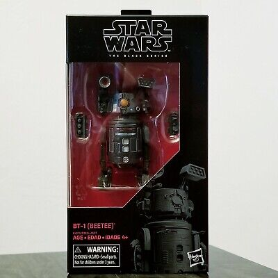 Star Wars Black Series 6 Inch BT-1 (Beetee) #88