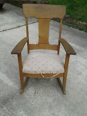 Rocking Chair in need of Restoration age unknown History unknown