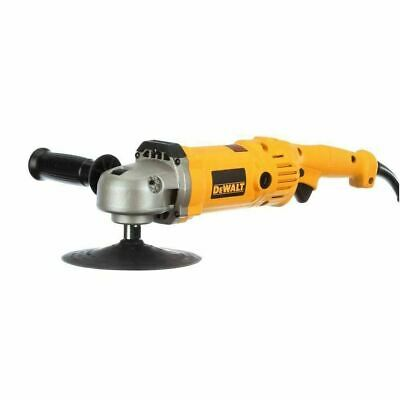 "DeWalt DWP849 12 Amp 7"" / 9"" Variable Speed Polisher"