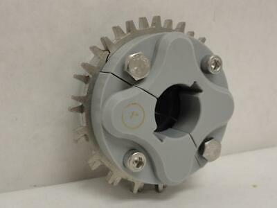 "170193 Old-Stock, Intralox S4E1XXCFH5MT Splt Conveyor Sprocket, 18T, 1"" ID Squar"