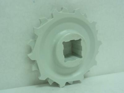 "170288 New-No Box, Ammeraal 1833MPB10NR215SQ Conveyor Sprocket, 10T, 1-1/2"" ID S"