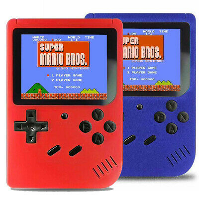Handheld Tv Console nintendo Built in 400 Games Portable Retro Boy game Mario