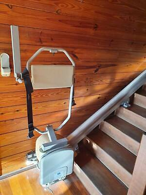 3 x stair lifts, Minivator stairlift