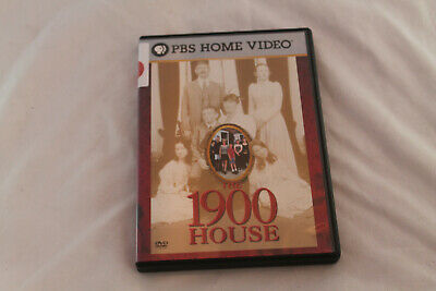 The 1900 House DVD PBS Good