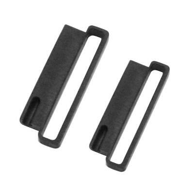 Watch Band Adapter Strap 22mm 20mm Watchband Connector for Huawei Samsung #gib